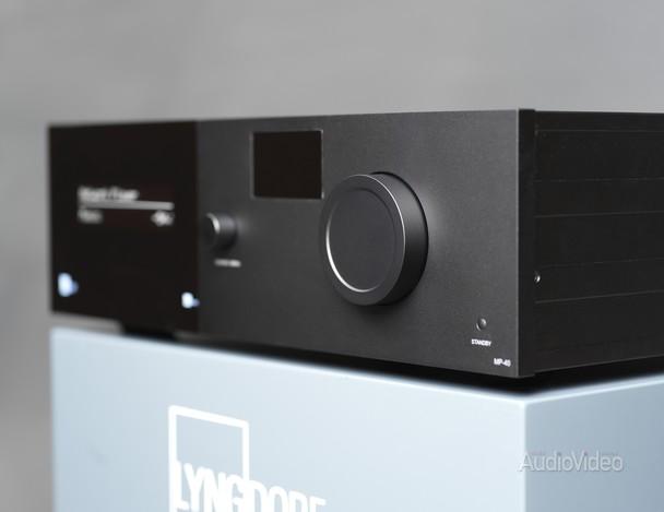 LYNGDORF AUDIO выпустила сарраунд-процессор