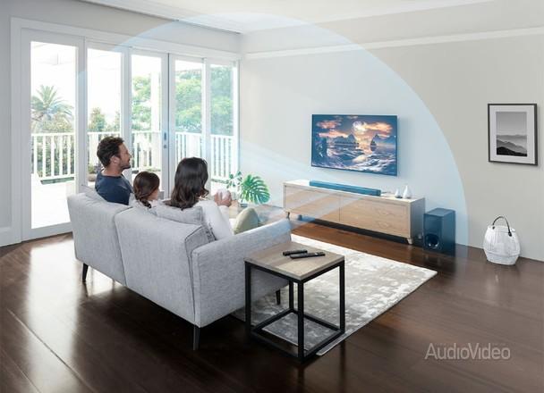 Саундбар SONY для больших экранов