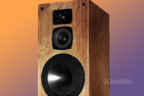 Трехполосная акустика с высоким соотношением качество/цена