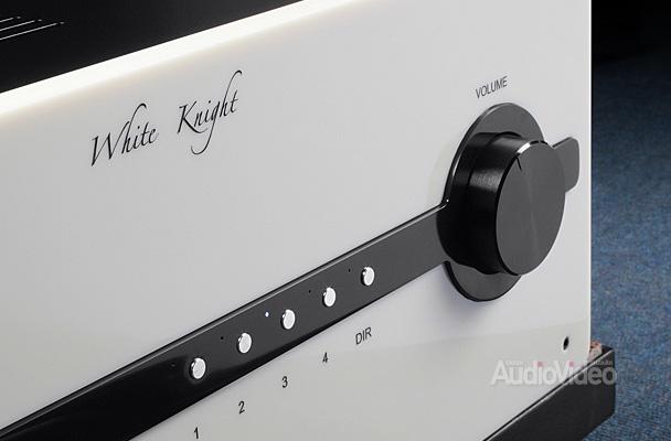 Интегральный усилитель SA Lab White Knight
