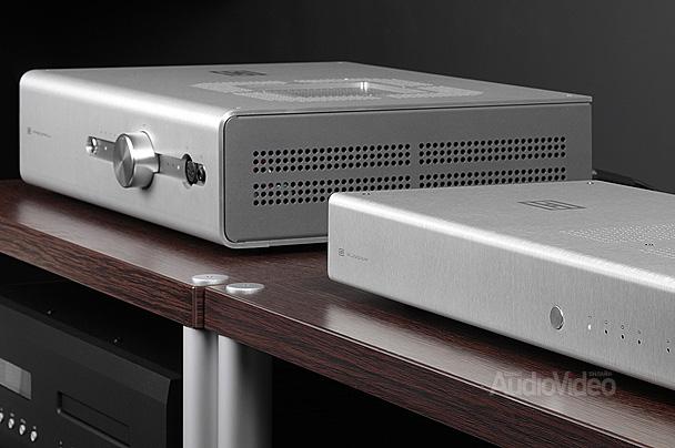 Интегральный усилитель Schiit Audio Ragnarok и ЦАП Gungnir Multibit