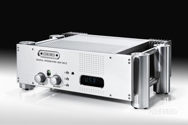Цифровой интегральный усилитель Chord CPM 2800 MkII