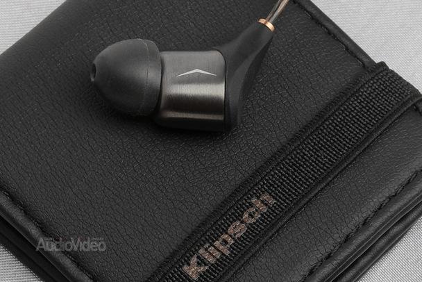 Внутриканальные наушники Klipsch Reference XR8i Hybrid