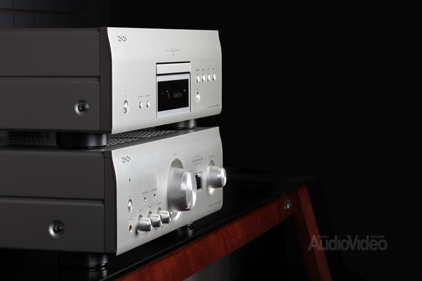 Проигрыватель Denon DCD-1600NE и усилитель PMA-1600NE