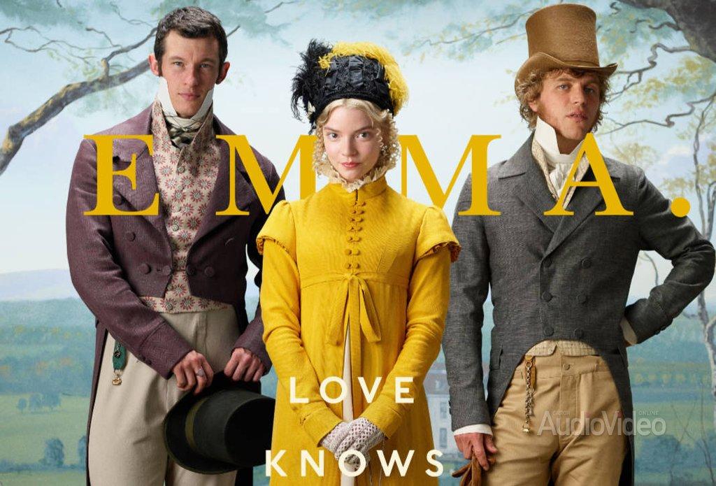Emma. – «Эмма.»