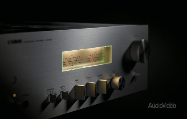 Интегральный усилитель Yamaha A-S1200