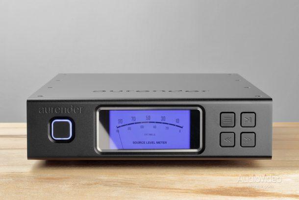 Сетевой аудиоплеер Aurender N100SС
