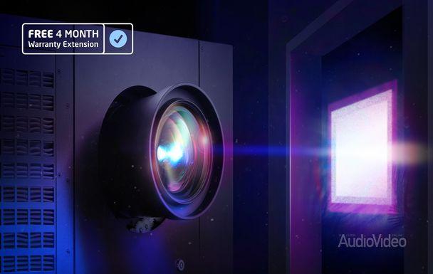 NEC продлевает гарантию на проекторы для кинотеатров