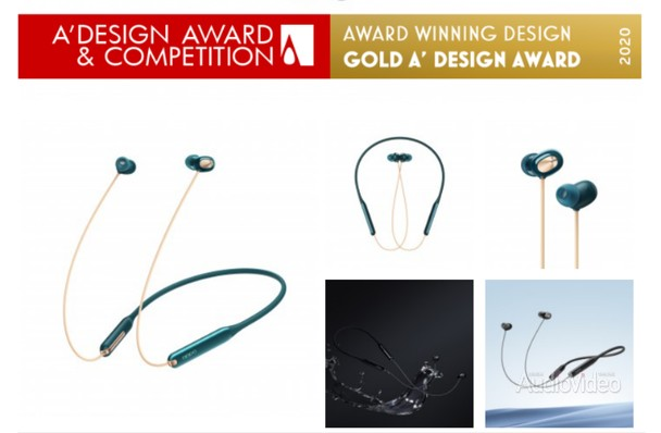 OPPO удостоена наград от A'Design