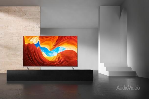 SONY привезла в Россию новые телевизоры