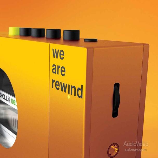 WE ARE REWIND перематывает историю