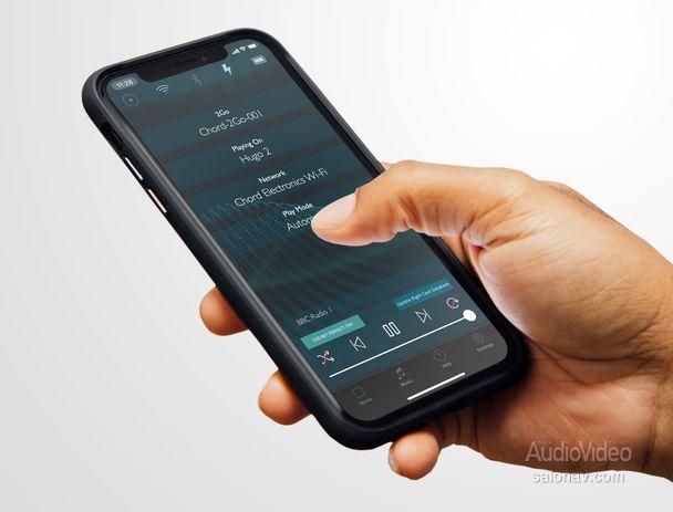 CHORD ELECTRONICS обновила приложение