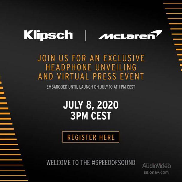 KLIPSCH включается в гонку