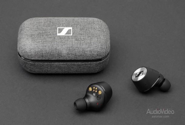 Bluetooth-наушники Sennheiser Momentum True Wireless 2