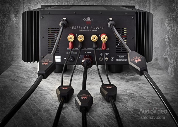 Флагманские кабели GRYPHON AUDIO