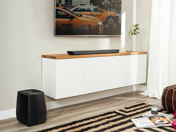 Саундбар POLK AUDIO с объемным звуком