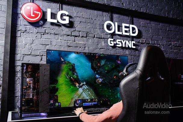 LG – для киберспорта