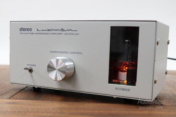 Ламповый «гармонизатор» LUXMAN