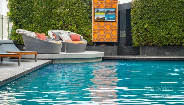 WEMOOVE — телевизоры для сада и бассейна