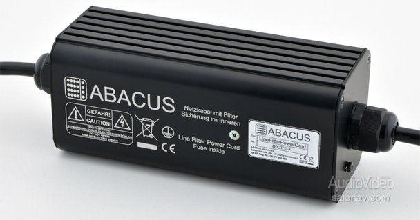 Кабель с фильтром от ABACUS ELECTRONICS