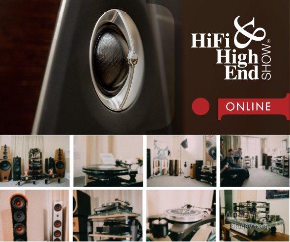 HI-FI & HIGH END SHOW готовится к выходу в офлайн