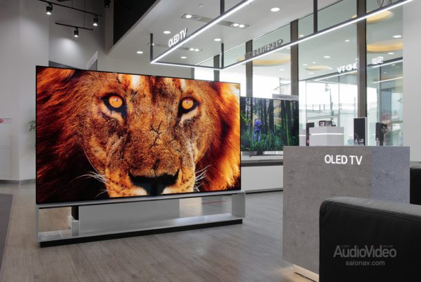 Телевизор LG SIGNATURE OLED 88ZX9LA