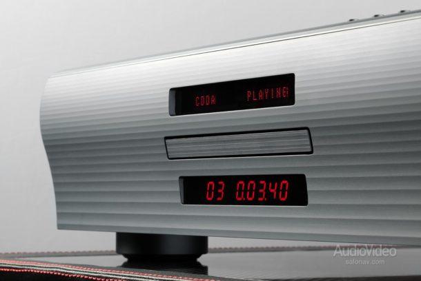 Сетевой проигрыватель Playback Designs MPS-8