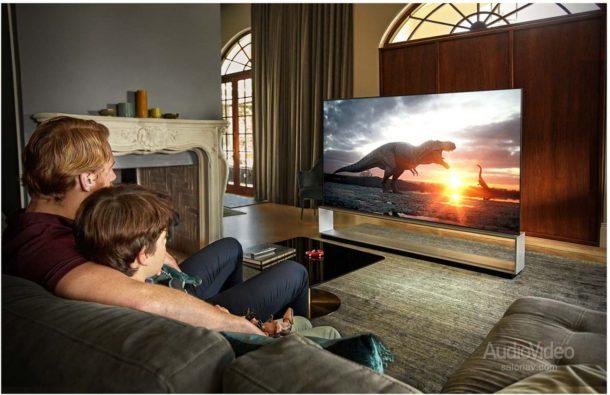 """Телевизор LG SIGNATURE 88"""" 8K OLED"""