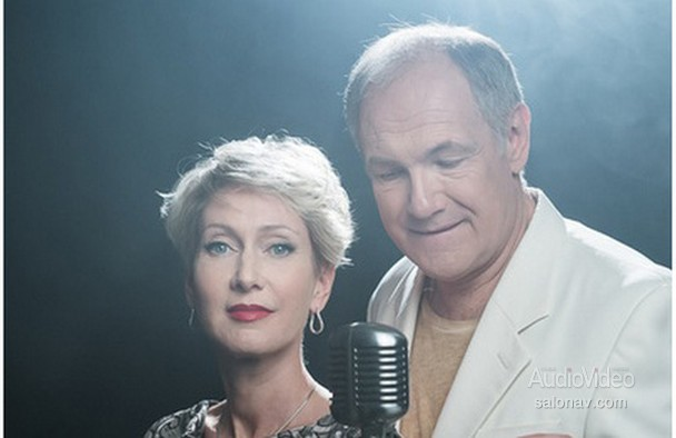 Ирина Богушевская и Алексей Иващенко споют Жобима