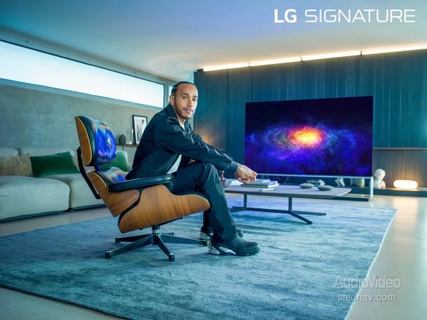 LG «подписала» гонщика