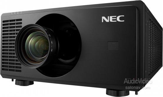 Проектор NEC с двухцветным лазером
