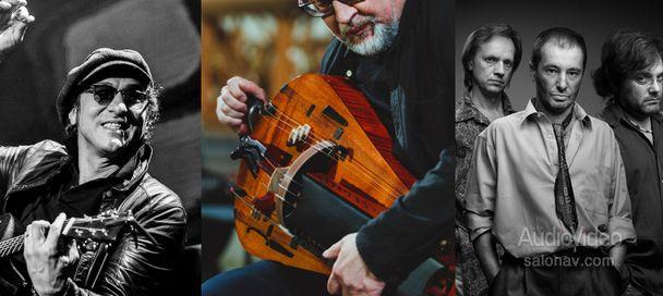 Три концерта: Битломания, колесная лира и «Отказ»
