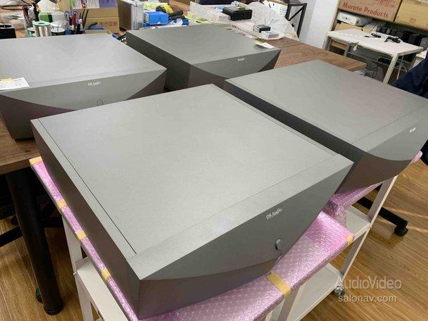 DS AUDIO начала производство Grand Master