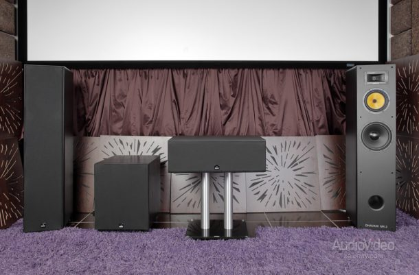 Комплект Davis Acoustics DMAX 5.1