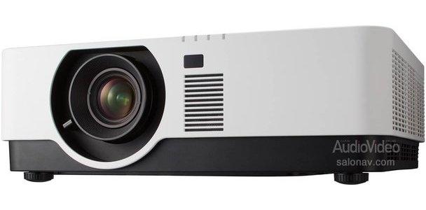 Компактный и мощный проектор NEC