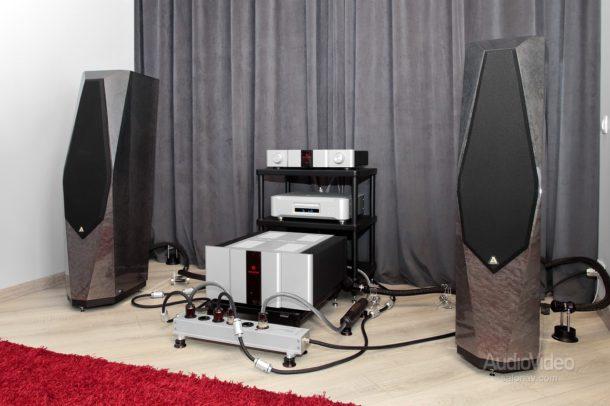 Акустические системы Avalon Acoustics PM3