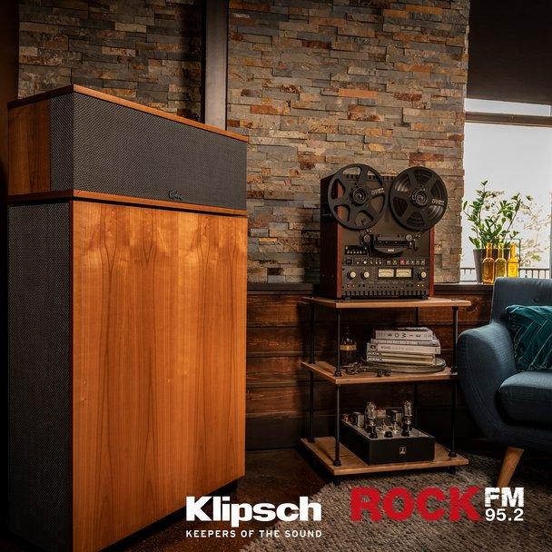 KLIPSCH – на Rock FM
