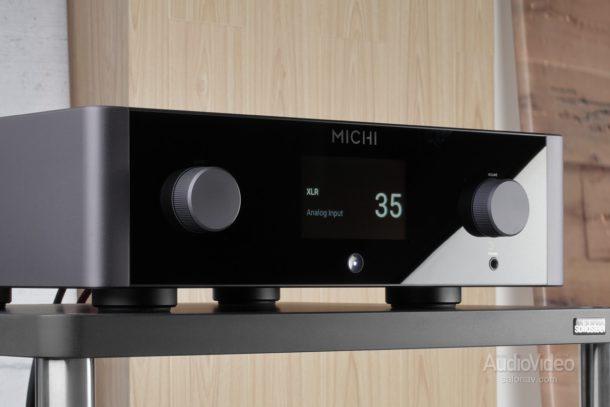 Интегральный усилитель Michi X3