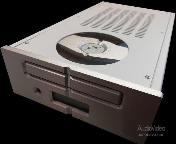 AUDIO ANALOGUE хранит верность компакт-дискам