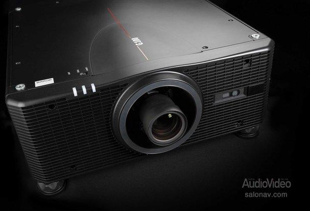 Новые лазерные проекторы BARCO