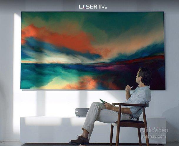 Лазерные телевизоры HISENSE