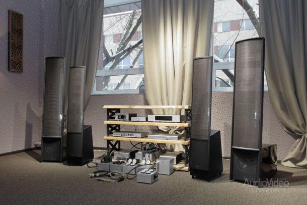 Система сетевых модулей Mudra Akustik PMS