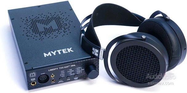 Усилитель для наушников MYTEK на модулях THX AAA