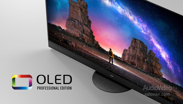 Новые OLED-телевизоры PANASONIC