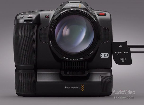 «Карманная» камера BLACKMAGIC в версии Pro