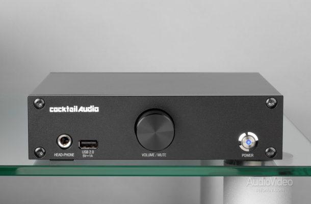 Сетевой аудио проигрыватель Cocktailaudio N15D