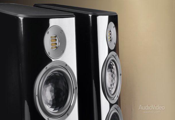 ELAC Vela FS 408: напольные акустические системы