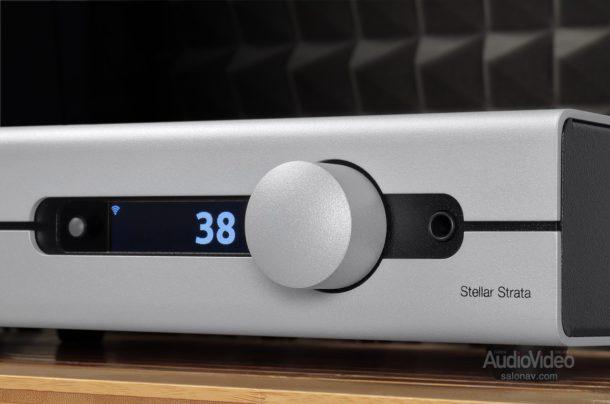 Сетевой интегральный усилитель PS Audio Stellar Strata
