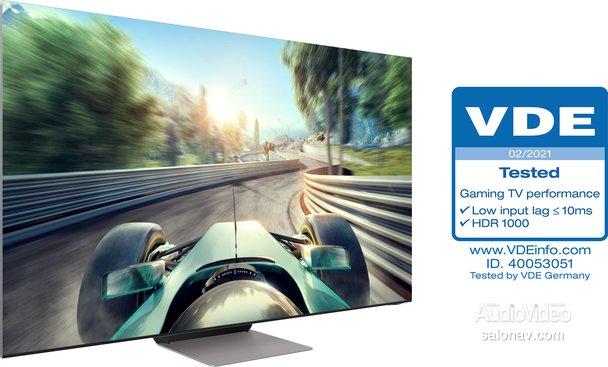 Телевизоры SAMSUNG признаны лучшими