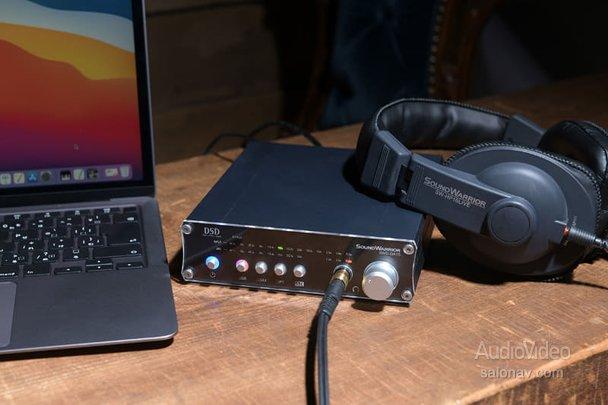 Конвертор SOUND WARRIOR с альтернативным режимом USB